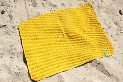 zeemeerdoek ochre yellow