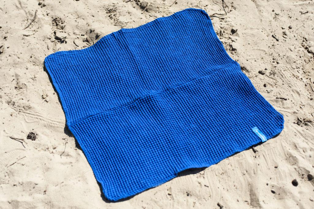zeemeerdoek is een kleine handdoek
