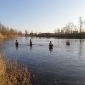 winterzwemmen wordt populair